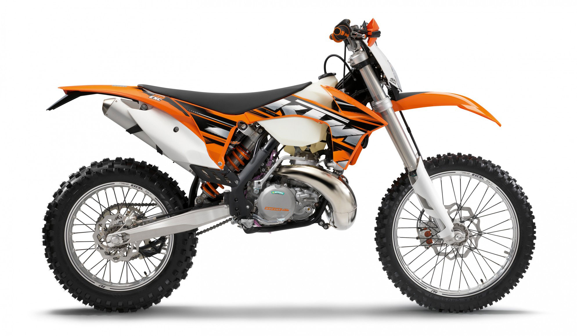 KTM working on a new 250cc bike