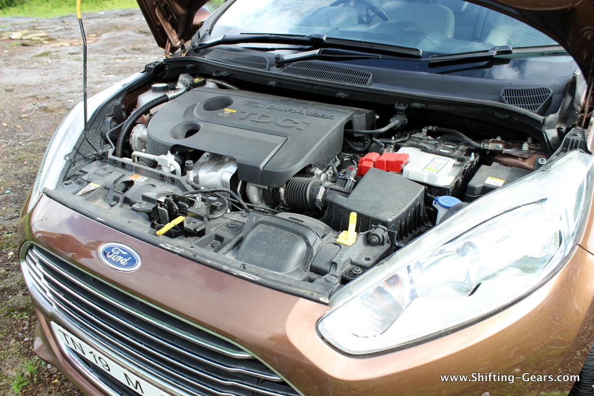 The 1.5L diesel motor