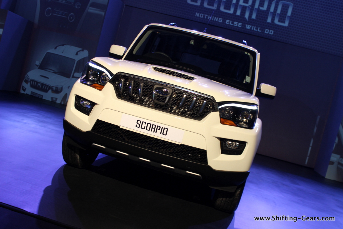 There were mixed reviews about how the new Scorpio looks, but then, it was time for a change