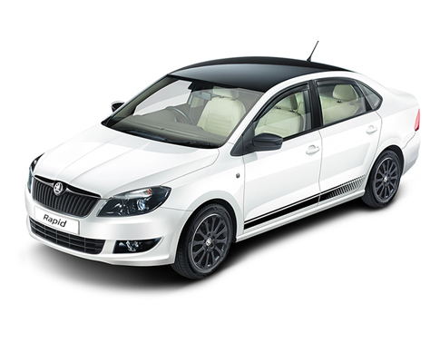 Refreshed Skoda Rapid launched at 7.22 lakh