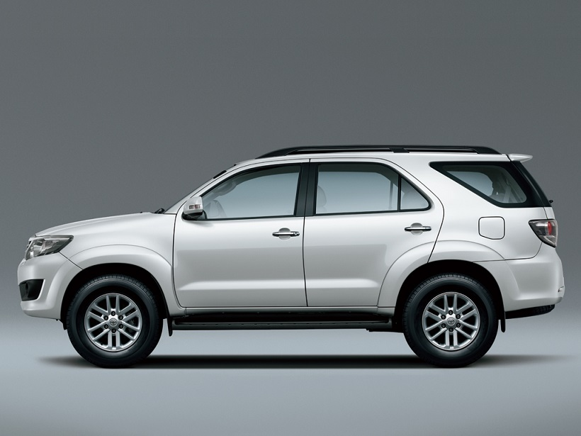 Toyota Fortuner 2.5 launching next month