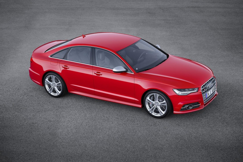 Audi A6 facelift revealed