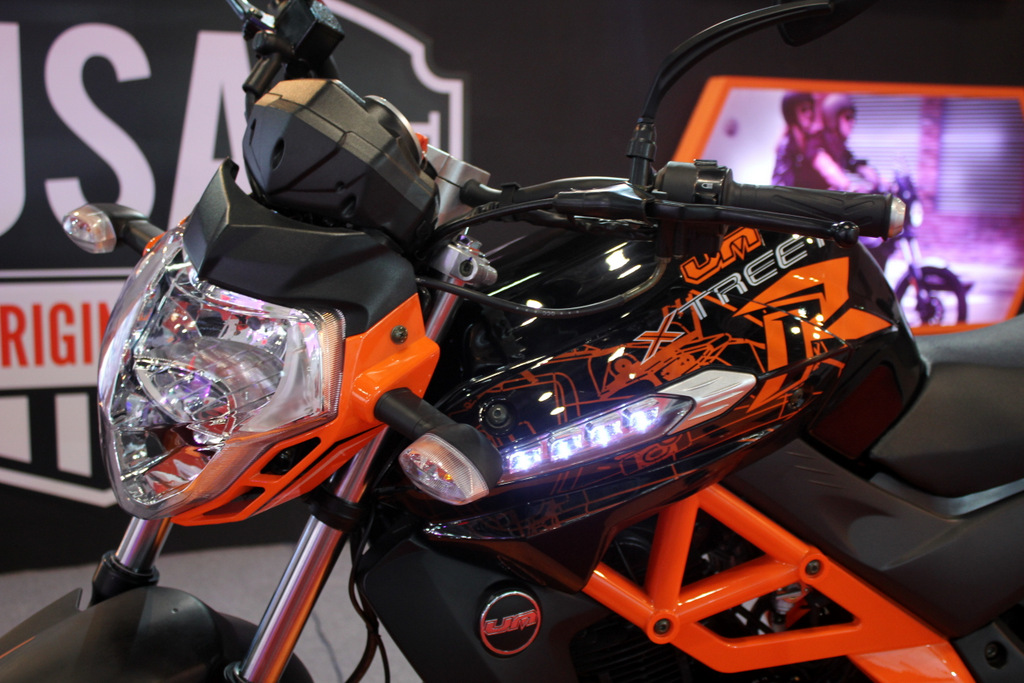 What Do You Think About The Um Xtreet R Shifting Gears