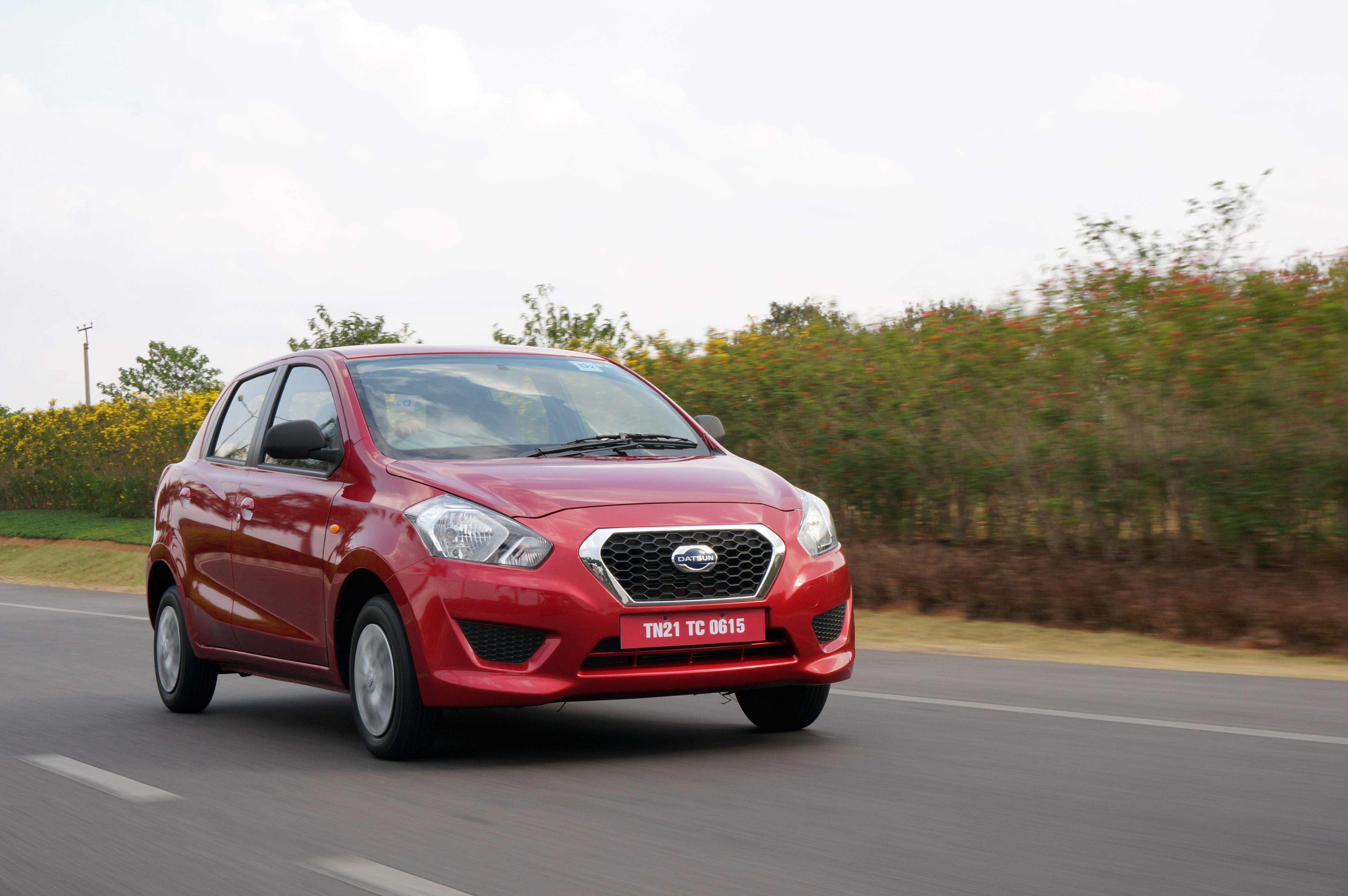 Festive season benefits on the Datsun Go