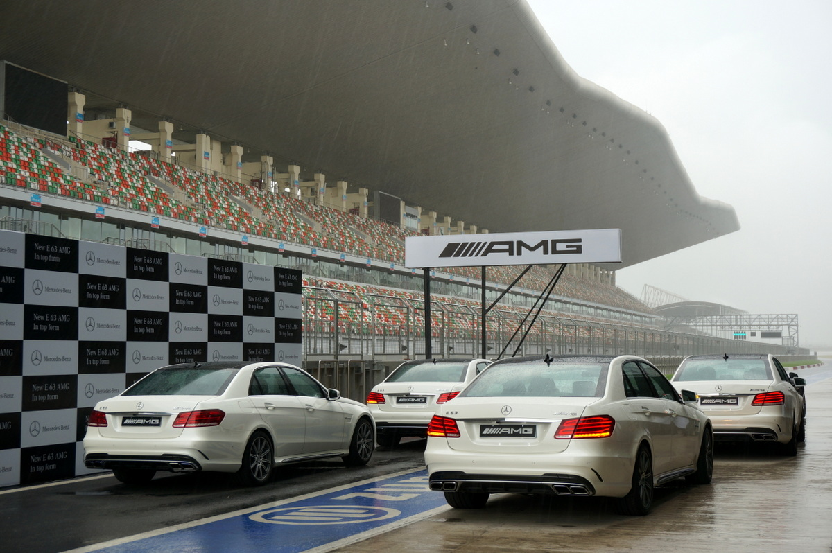 Super sunday at Buddh International Circuit