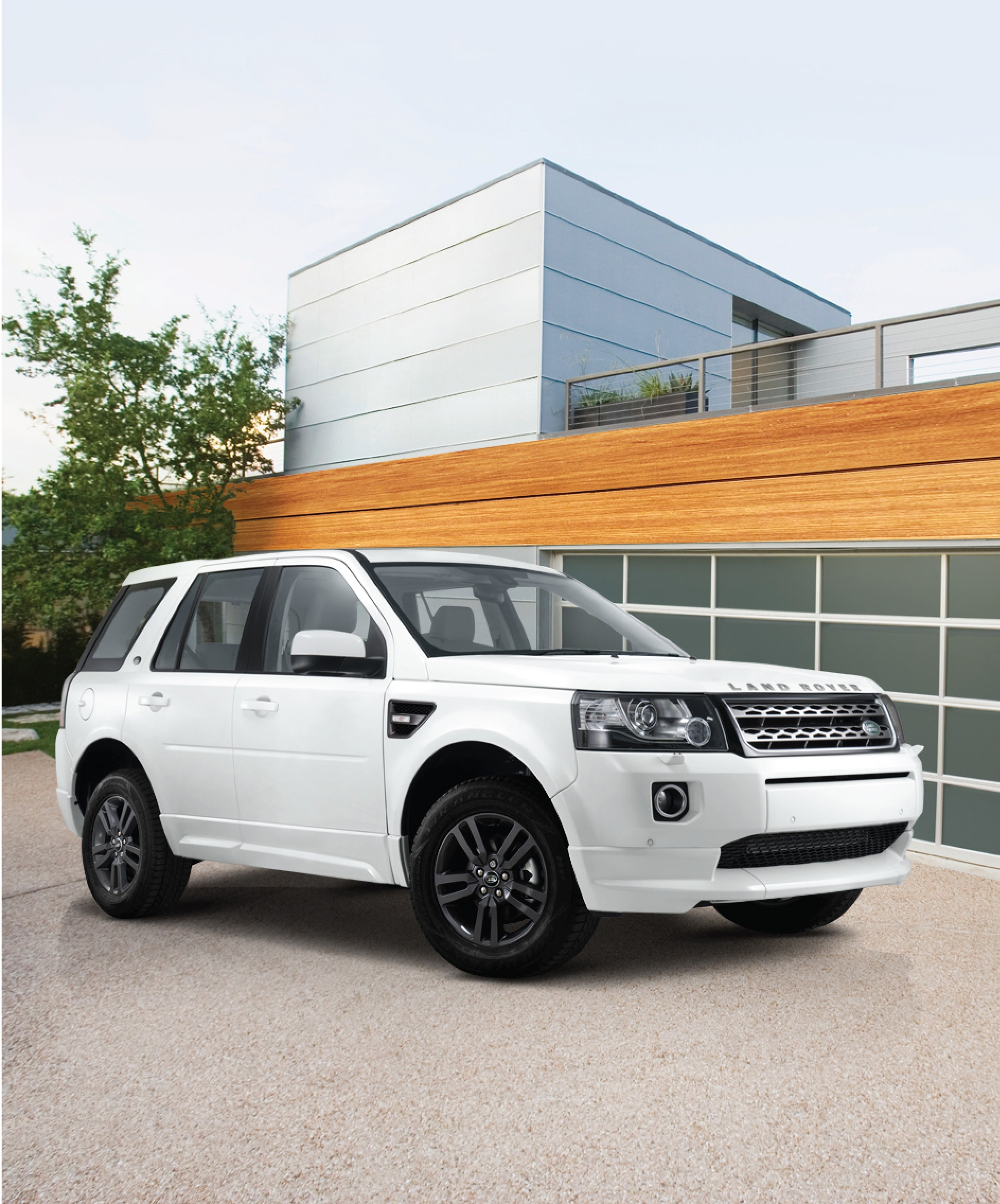 Land Rover launches Freelander 2 Sterling Edition
