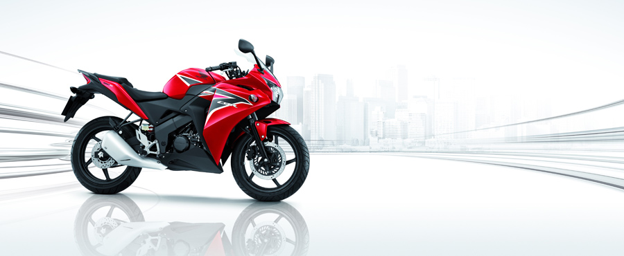 Honda gives more power to the CBR 150R