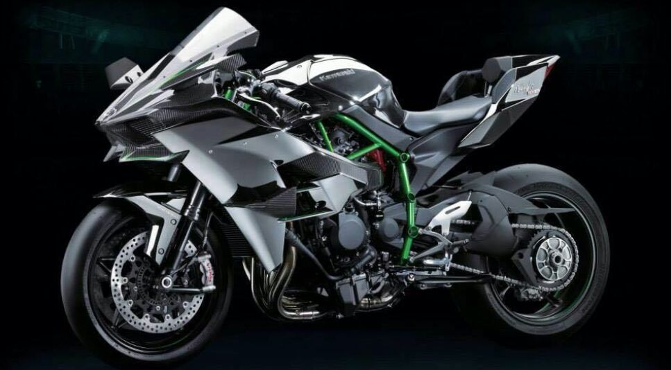 Kawasaki Ninja H2: Images and details