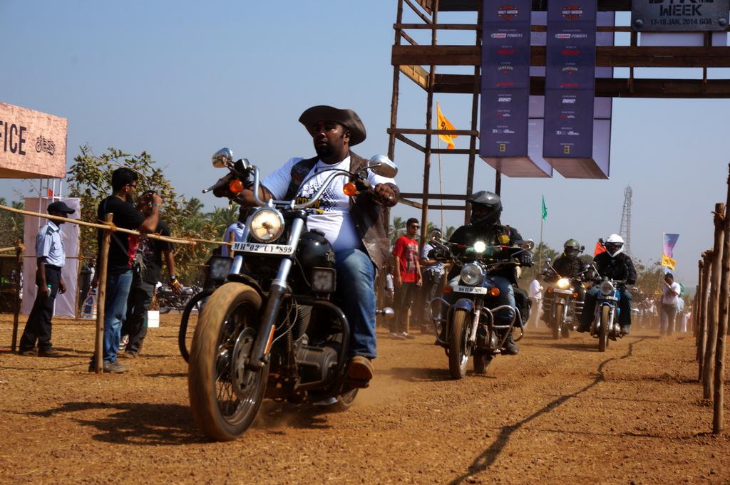 2015 India Bike Week to be held in February