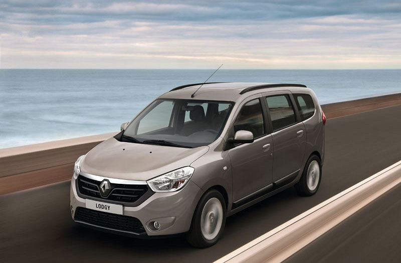 Renault Lodgy coming next year