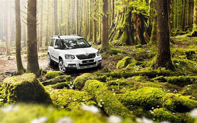 Skoda Yeti facelift launched at Rs. 18.63 lakh