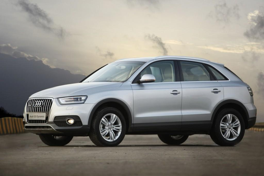 Audi launches Q3 Dynamic at Rs. 38.40 lakh