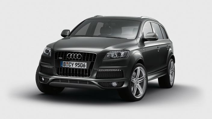 Audi updates the Q7