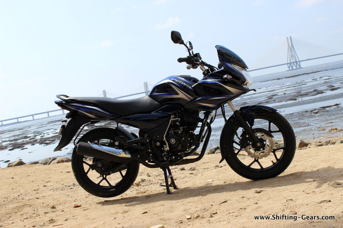 Bajaj Discover 150F: Ride Report