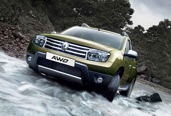 Renault launches Duster AWD
