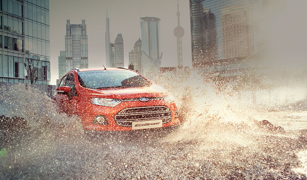 Ford readying 4 new cars for India