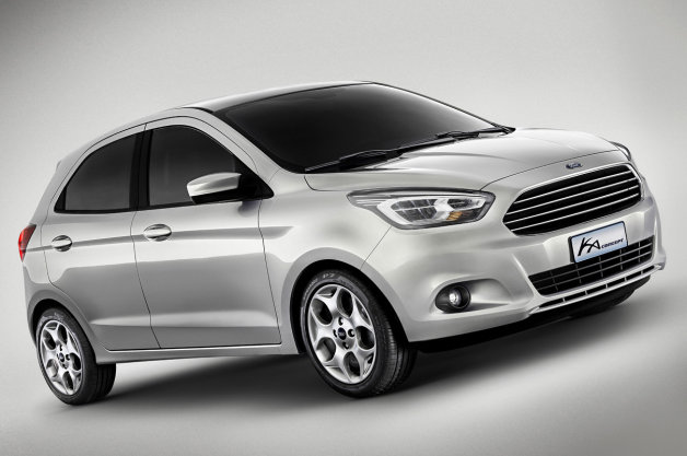 New Ford Figo in 2015