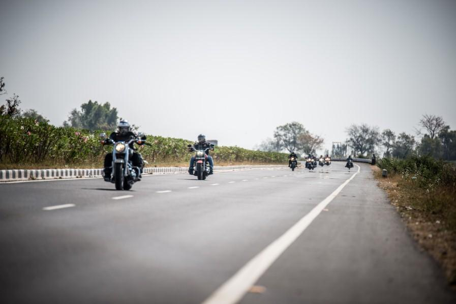 3rd Southern H.O.G rally in Hyderabad