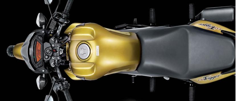 Honda CB Trigger gets more power