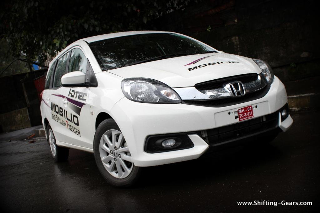 Honda Mobilio Reviewed Shifting Gears