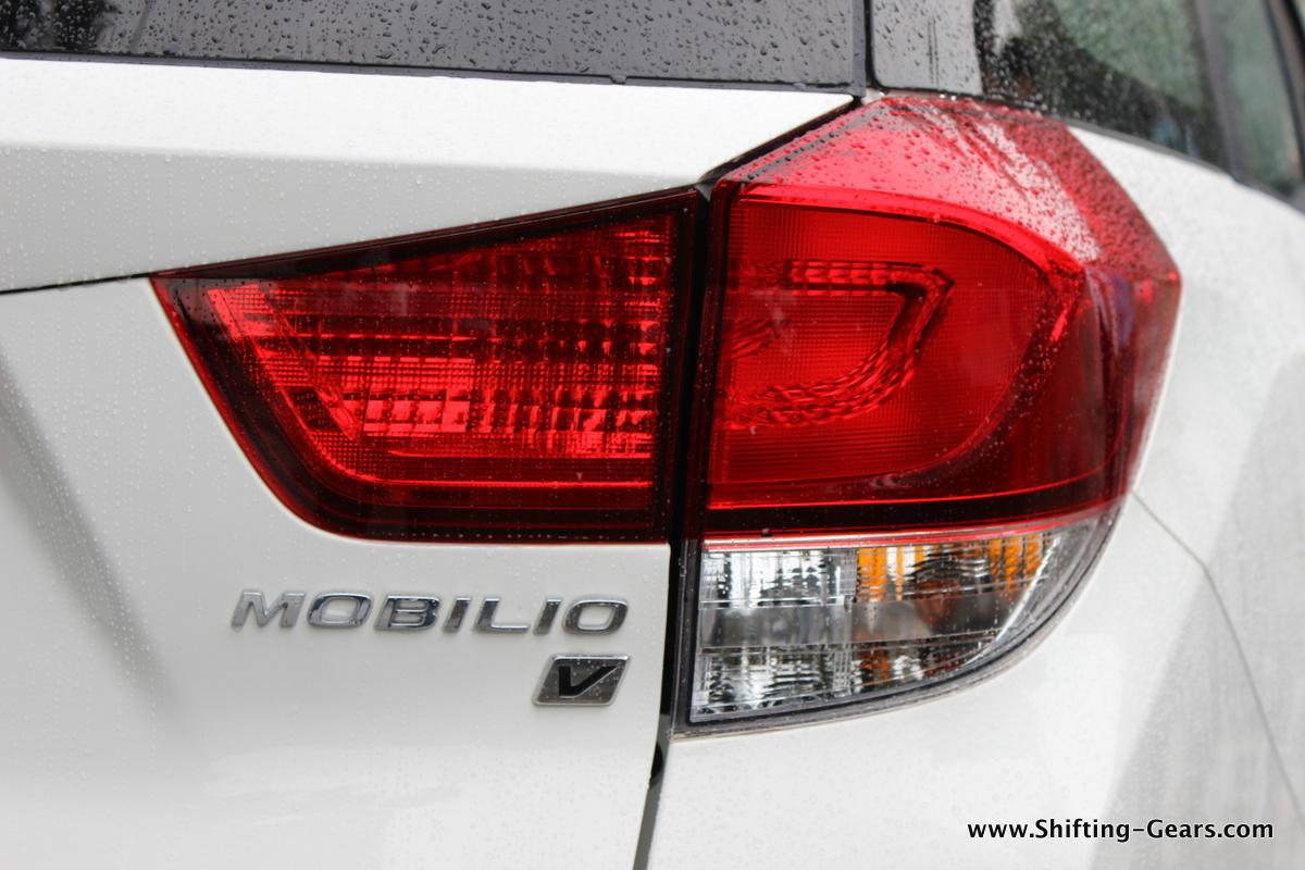 Honda Mobilio 18 Shifting Gears
