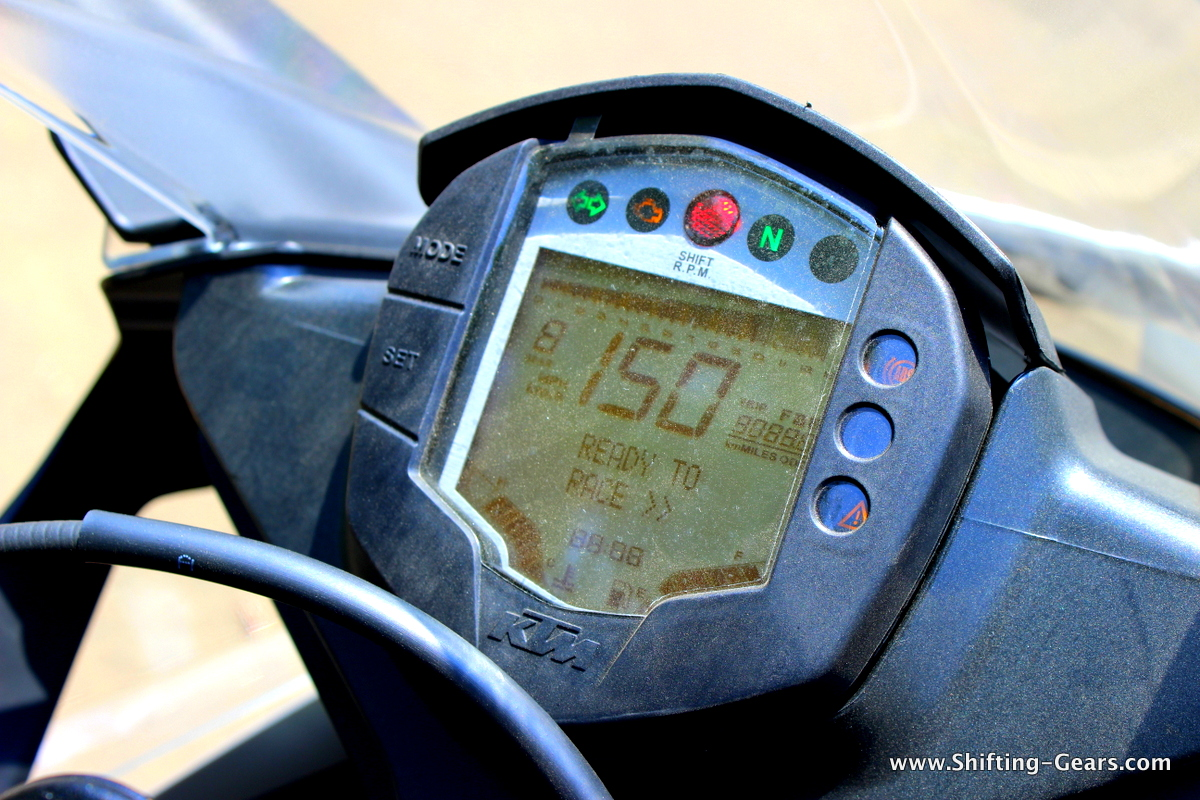 Ktm Indicator Light