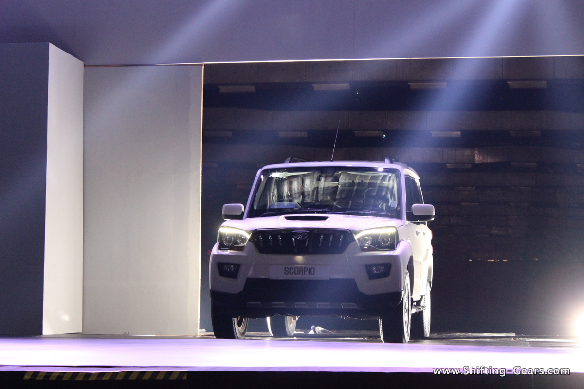 Mahindra launches the new Scorpio at Rs. 7.98 lakh