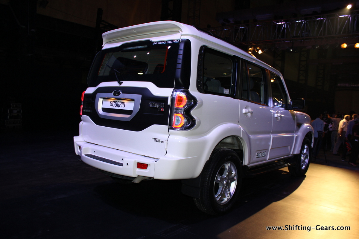 Mahindra Launches The New Scorpio At Rs 7 98 Lakh