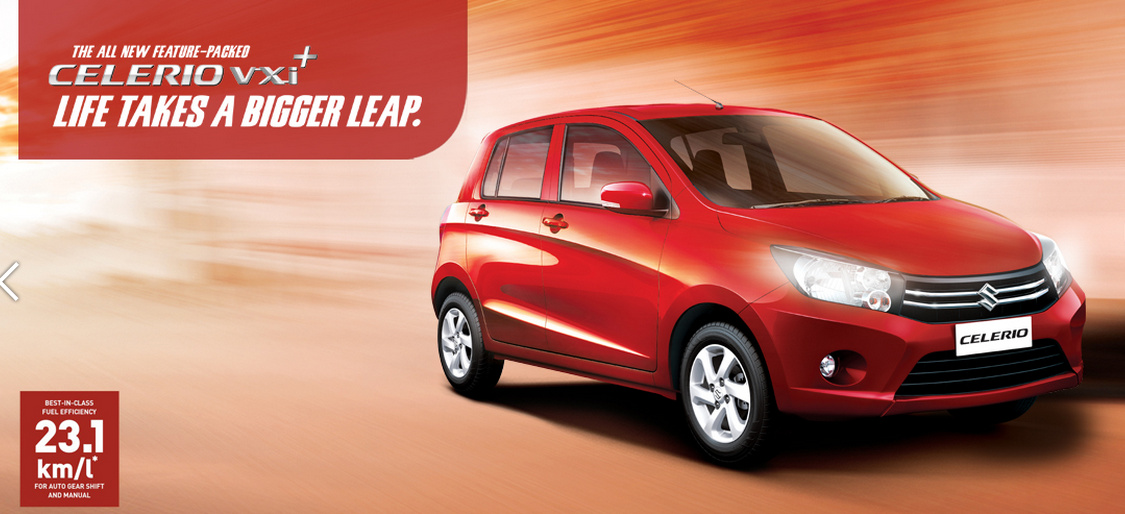 Maruti launches Celerio Vxi+ variant