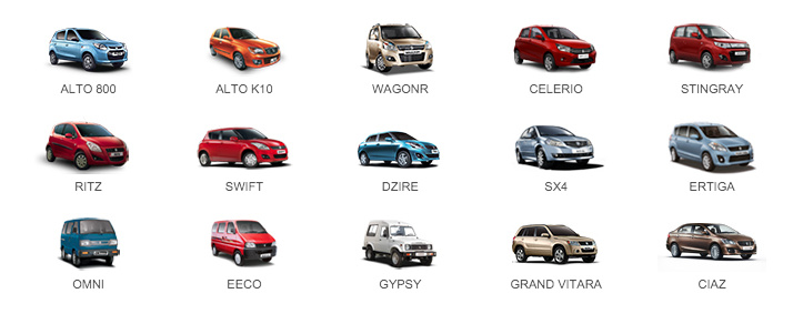 Discounts on Maruti cars this Diwali