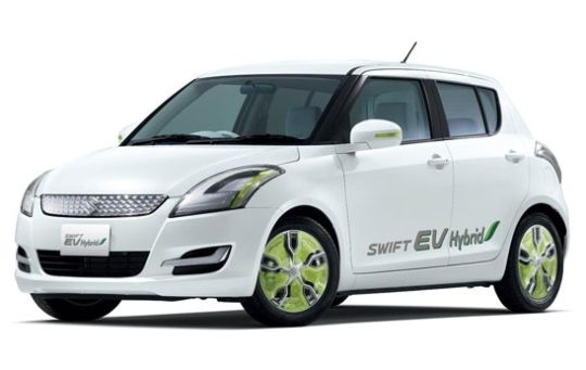 Maruti planning to introduce hybrid technology