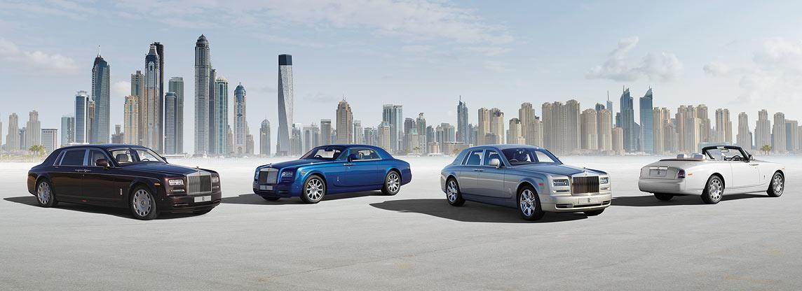 Rolls-Royce planning showroom in Chennai and Kochi
