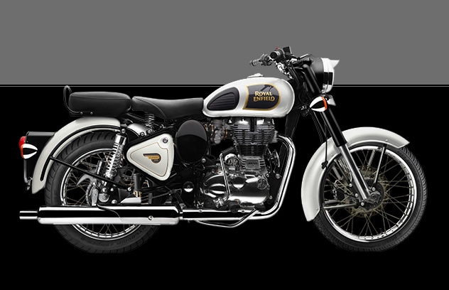 Royal Enfield adds new colours