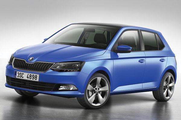 Rumour: New Skoda hatchback in 2017