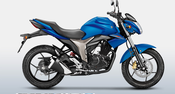 Suzuki aims to sell 1 lakh Gixxer units this FY