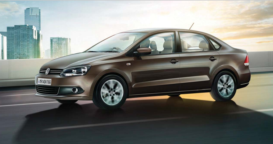 Refreshed Volkswagen Vento launched at Rs. 7.44 lakh