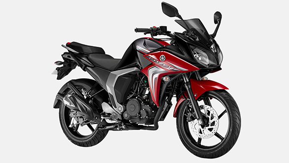 Yamaha Fazer FI Version 2.0 launched at Rs. 83,850