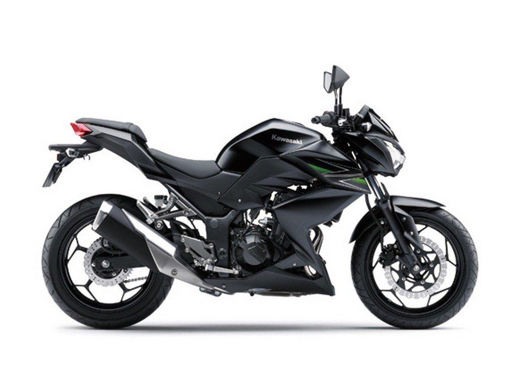 2014-Kawasaki-Z250-Side