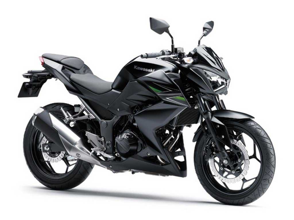 Kawasaki Z250 launched at Rs. 2.99 lakh