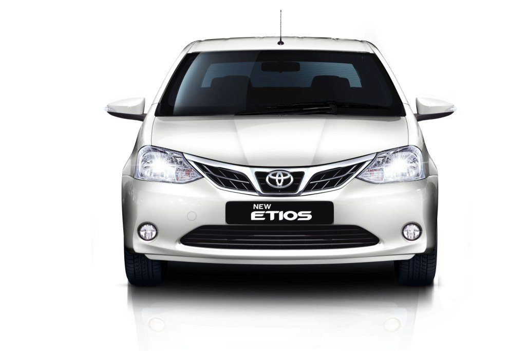 Toyota launches Etios and Liva facelift