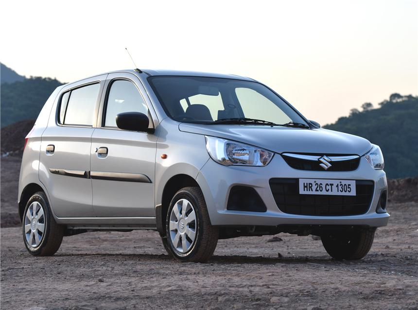2014 Maruti Suzuki Alto K10: Images and details