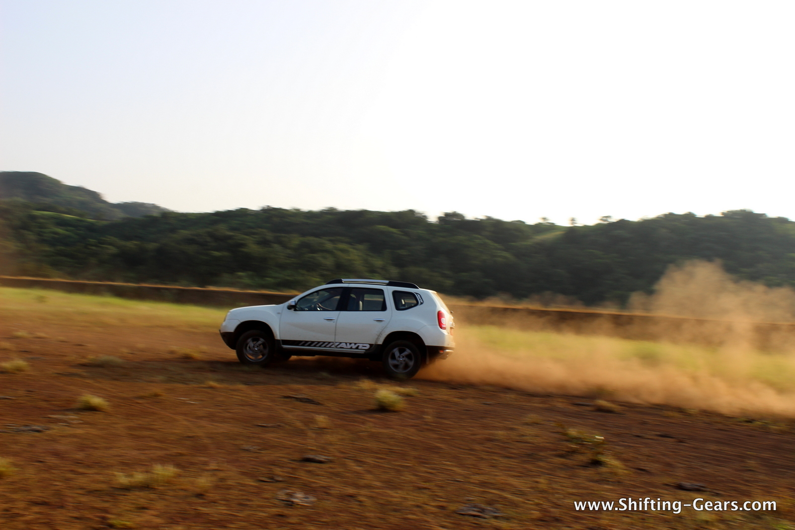 Renault Duster AWD: Reviewed