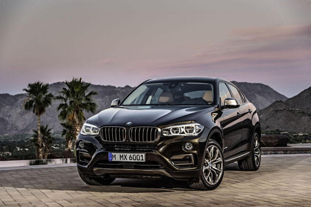 New BMW X6 coming in 2015