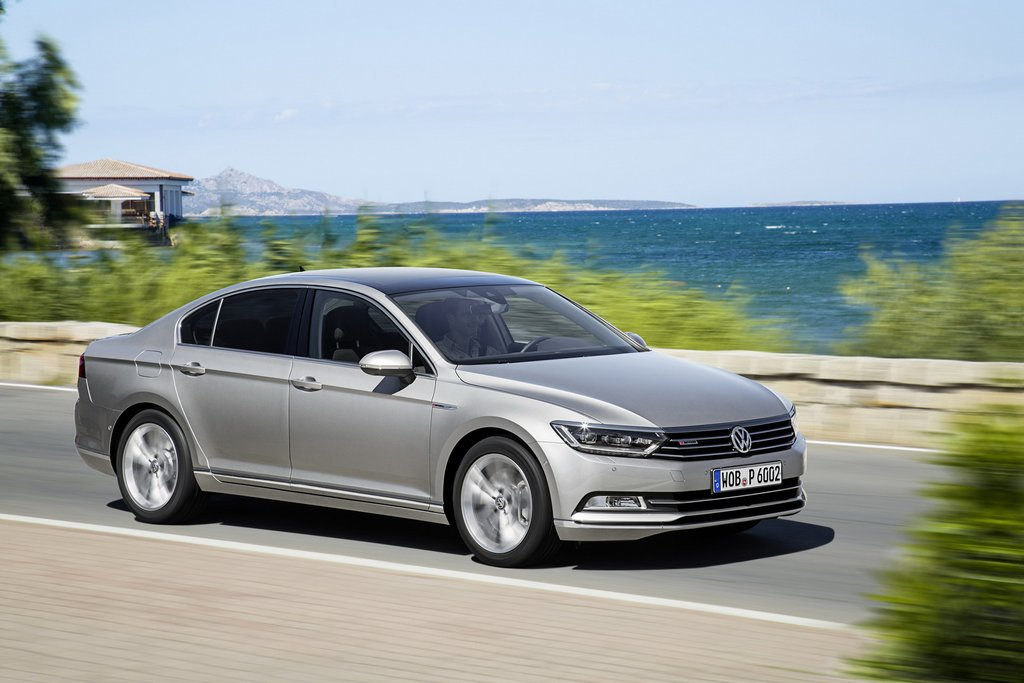 2015 Volkswagen Passat: Details and pictures