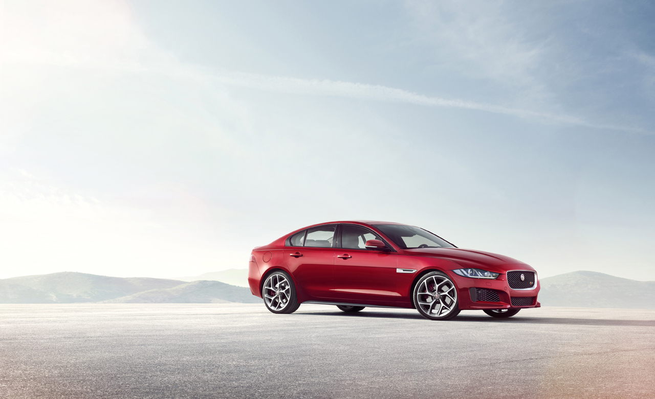 Jaguar XE coming to India in 2016