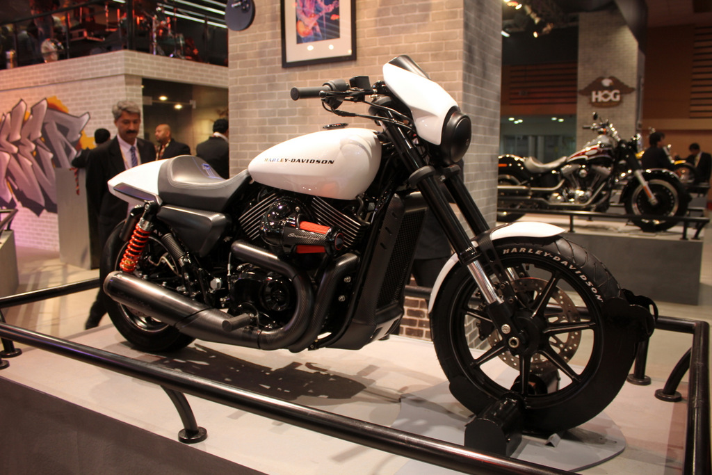 Rajputana Customs to reveal a modified Harley-Davidson Street 750
