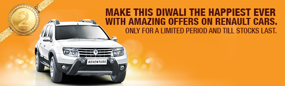 Renault Duster will get you a gold coin