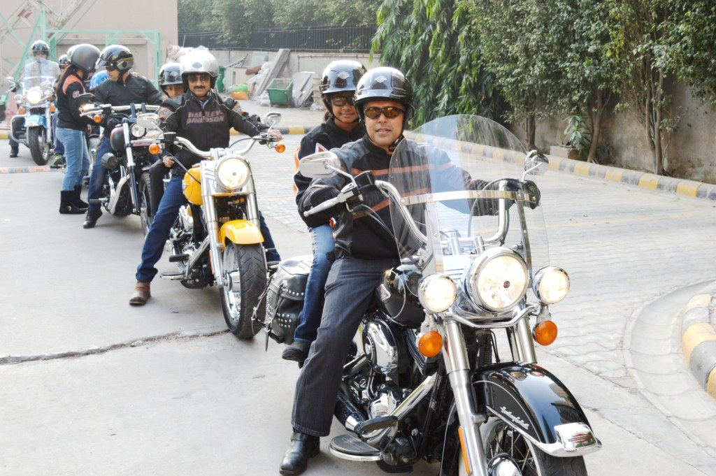 Harley-Davidson's Father-Daughter ride