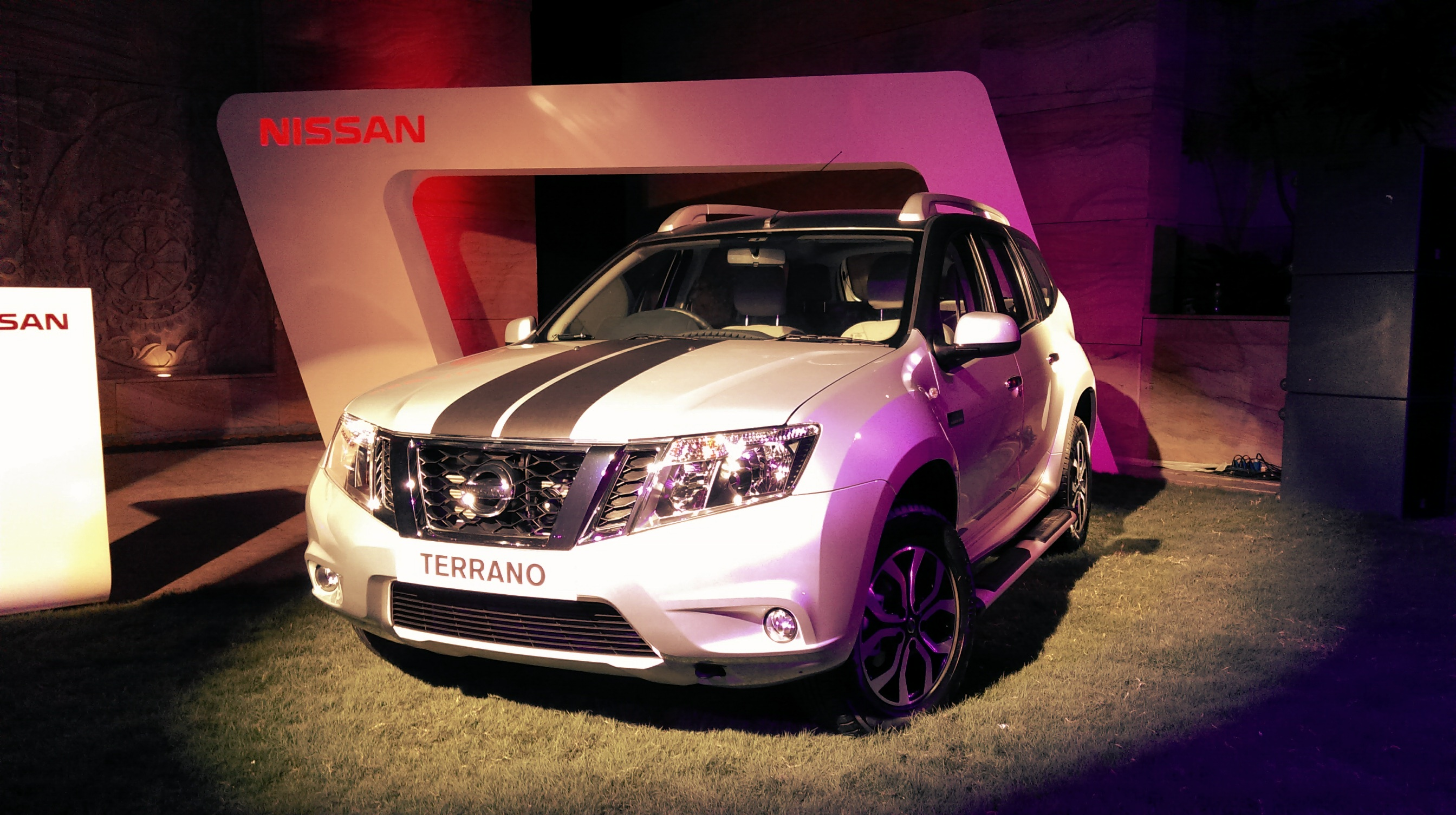 Nissan Terrano AWD launch in 2015