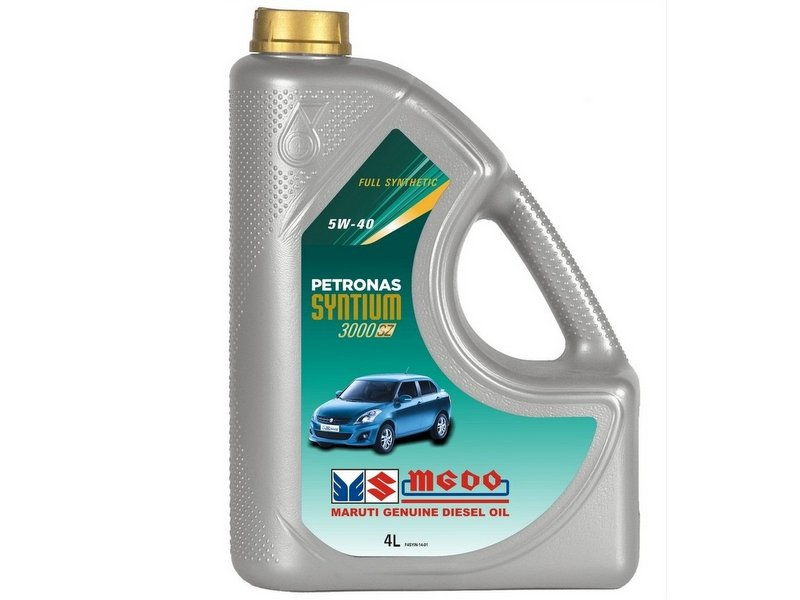 Petronas engine oil for Maruti's diesel cars